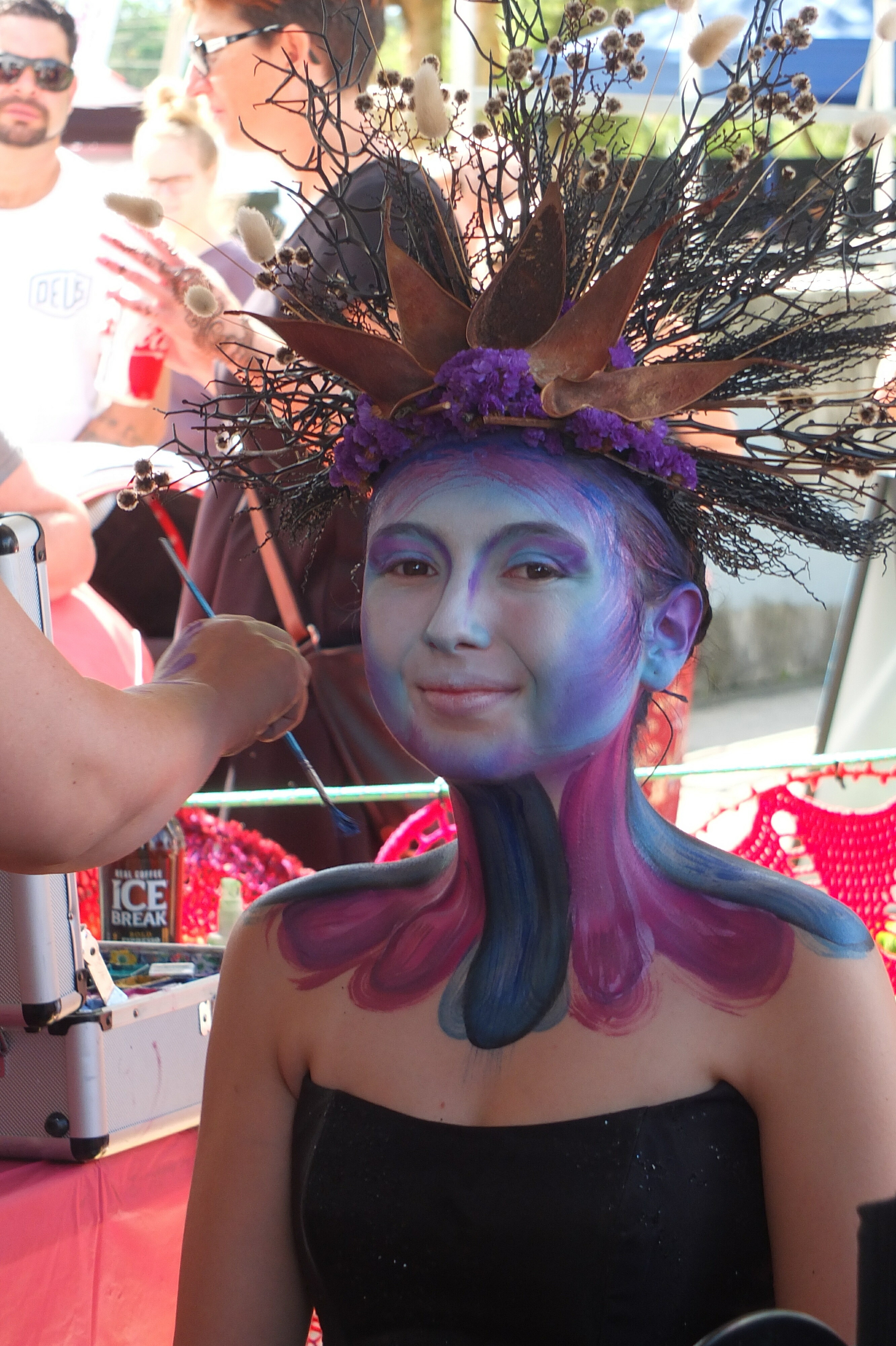 Australian Body Art Festival 2020 Free Spectator Event Sunshine Coast By Elaine