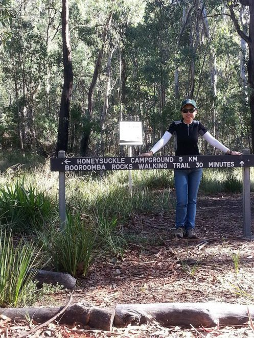 booroomba walk namadgi national park