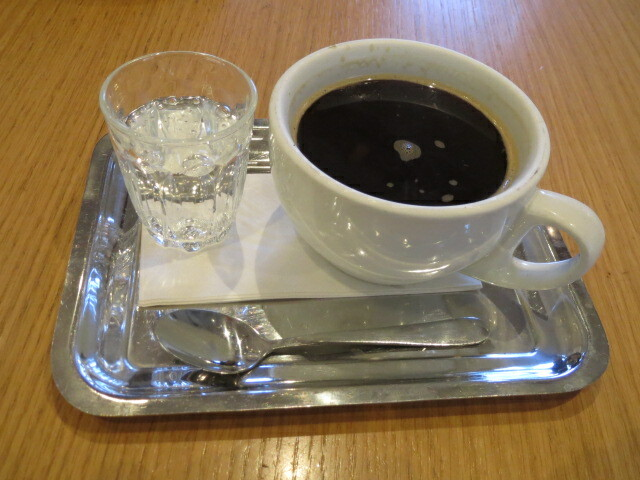 Breakfast at Argo on the Parade, Long Black, Adelaide