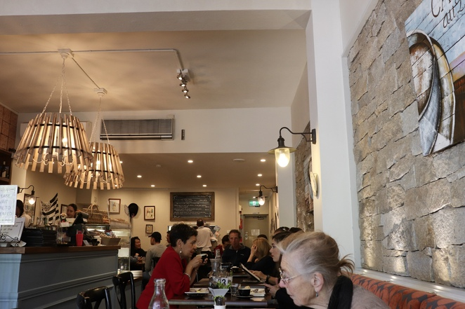 Breizh Cafe and Creperie, French food in Canberra, crepes and galettes, food of Brittany, raclette cheese in Canberra, French pastries Canberra, croissants and baguettes Canberra