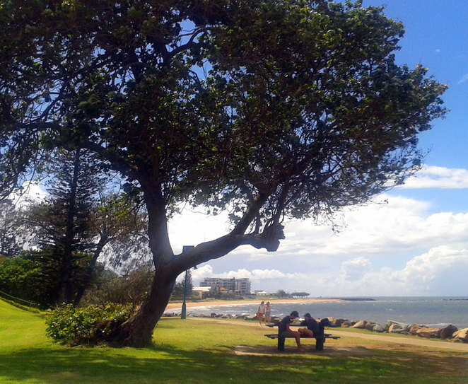 The Redcliffe Peninsular is a great place for a coastal walk