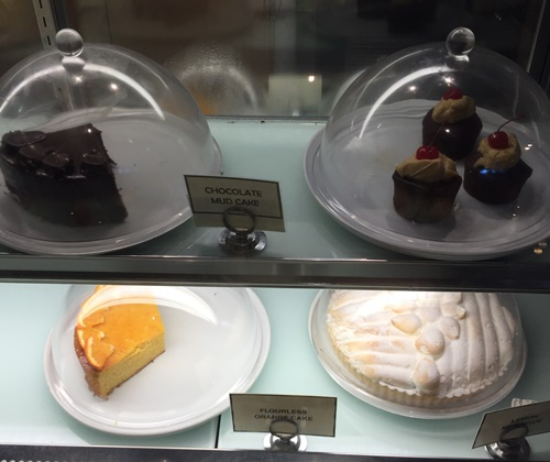 cakes,at,the,Bayswater,Bistro