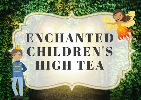 childrens,high,tea