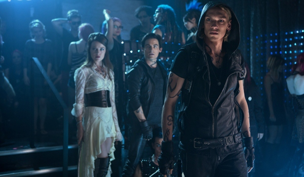 Jace, Isabelle and Alec
