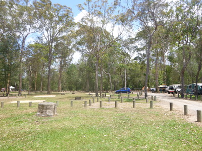 Coochin Creek Campground Campsite Day-Use
