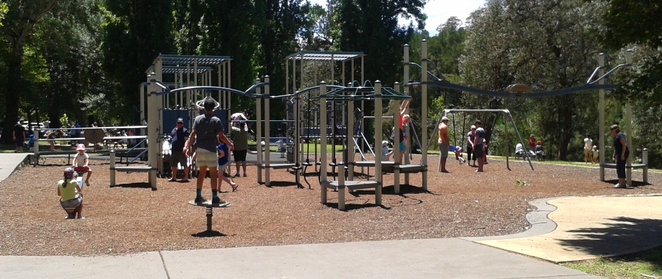 cotter reserve playground, swimming area, river swimming, canberra, ACT, parks, best picnic spots,