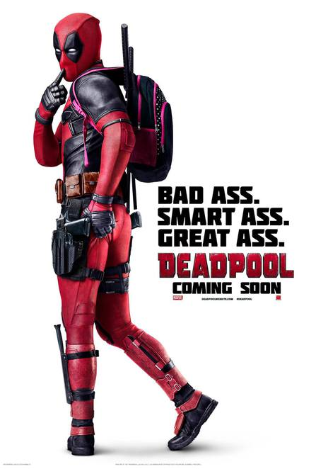Fox Movies would like me to remind you to enjoy your chimichangas after enjoying the Deadpool movie
