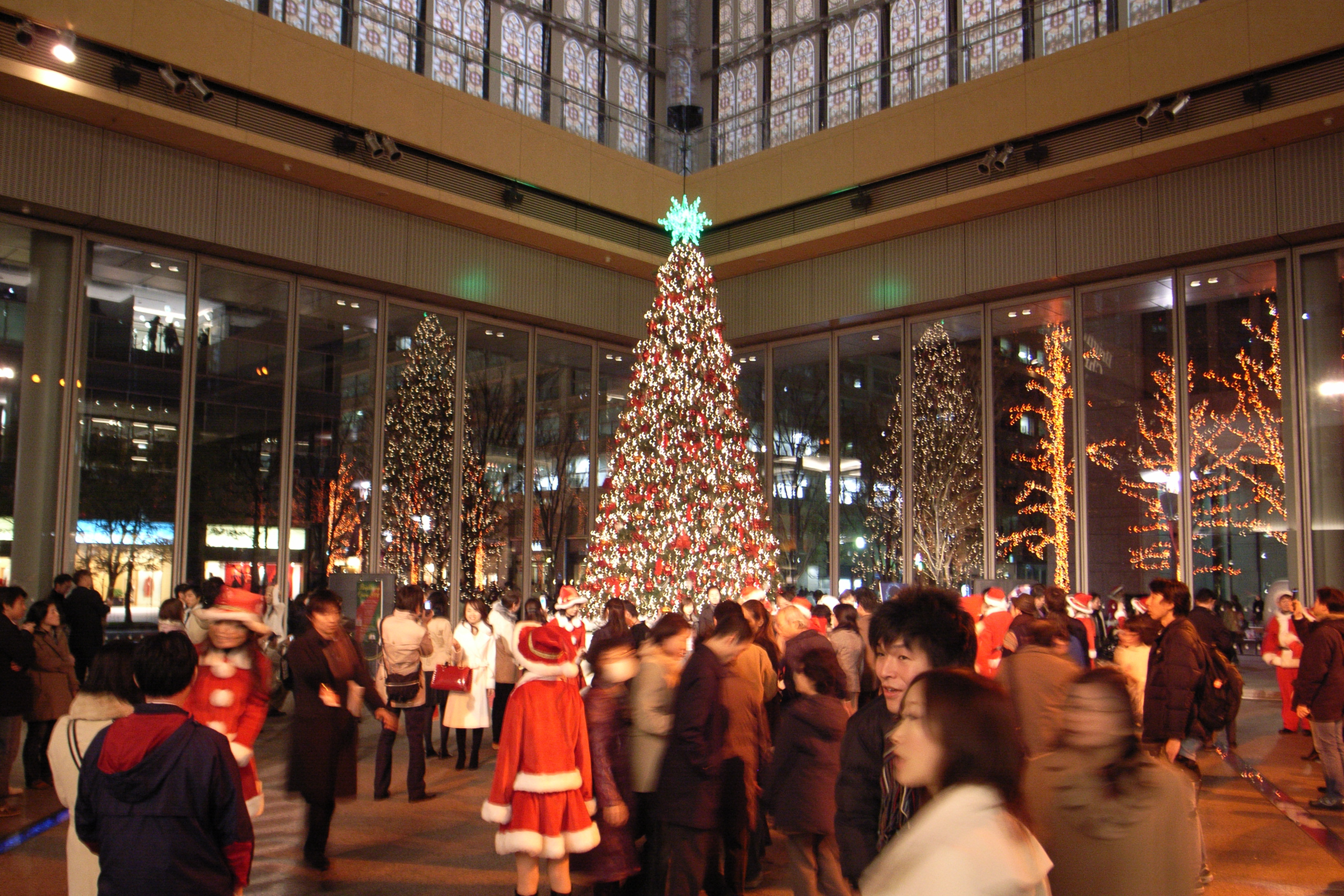 christmas events in queens