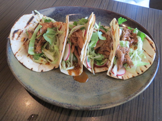 Hotel Wright Street, Pork Belly Taco, Adelaide