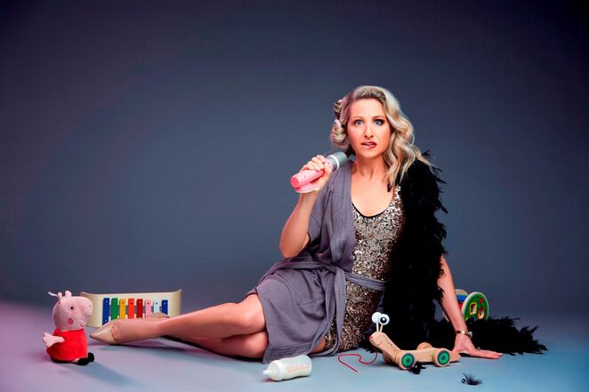 Jodie Stubbs, WOMAN, Adelaide Fringe, Gluttony, comedy