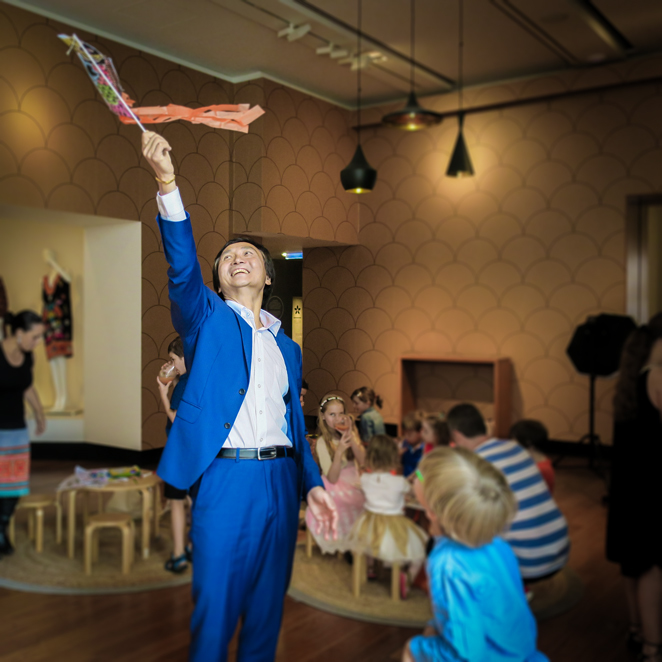 Kite wishes, mao's last dancer, exhibition, portrait of Li Cunxin, Li cunxin, ballet, dancing, china, Madam Mao, Mob, Museum of Brisbane,