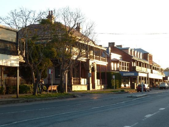Morpeth Australia  city pictures gallery : Historical Morpeth Newcastle by Angela Moran