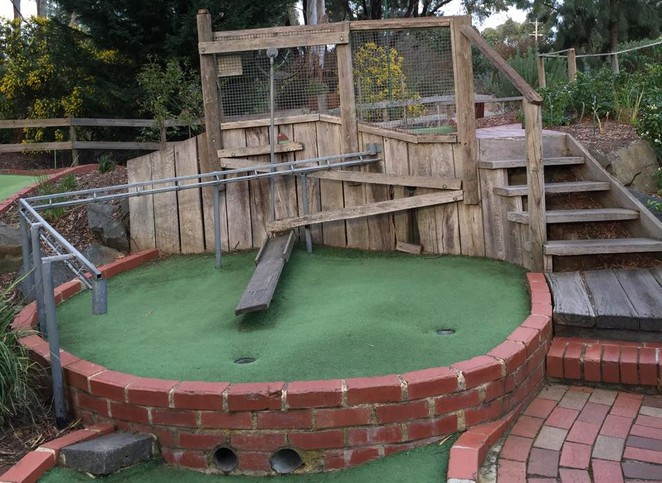 Maroondah Golf Park, mini golf in Melbourne, mini golf, crazy golf, adventure golf, putt putt
