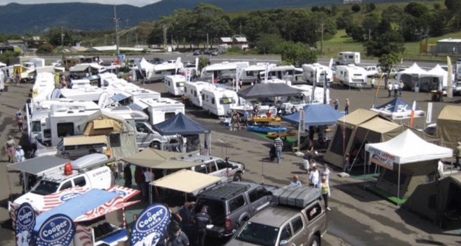 Mid North Coast Caravan Camping 4WD Fish and Boat Show, Port Macquarie, Wauchope, Outdoor show, Family event