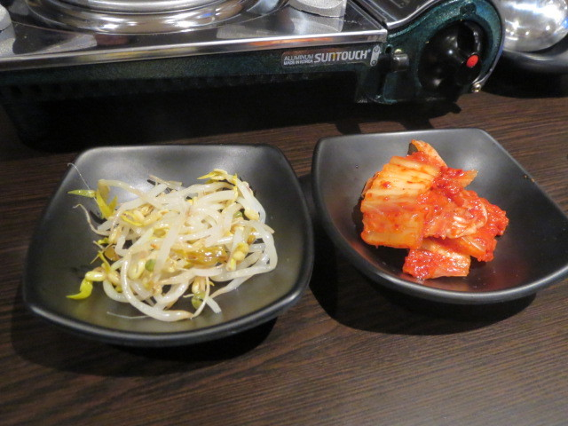 Mukbang, Kimchi and Fried Bean Sprouts, Adelaide