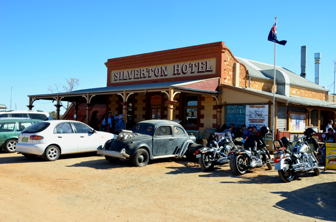 New South Wales NSW Silverton Broken Hill Outback Ghost Town History Historic Museum Museums Mines Mining