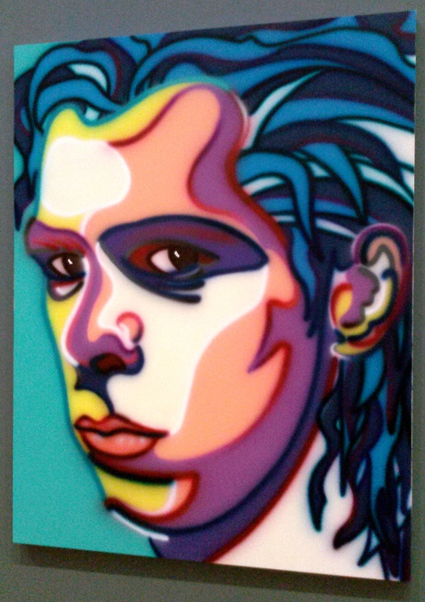 nick cave, howard arkley, national portrait gallery, canberra, ACT, art galleries, art,