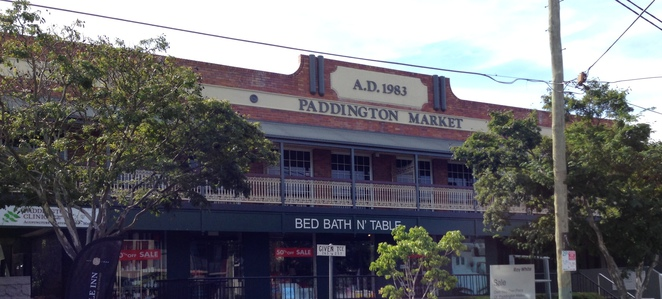 paddington, brisbane, markets