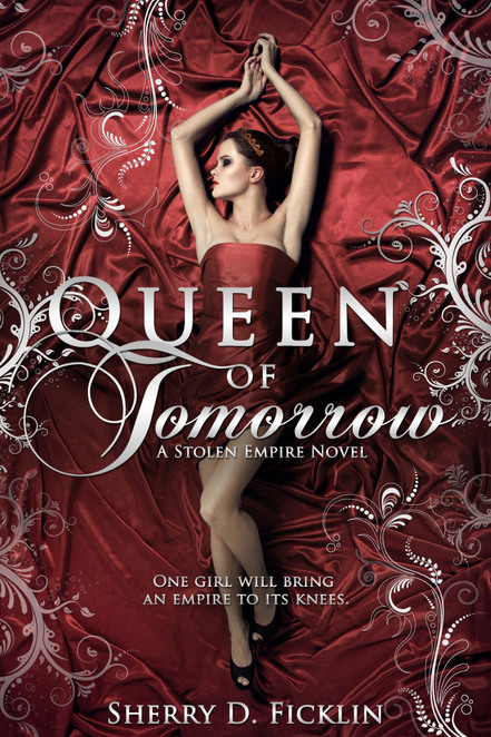 Queen of Tomorrow, historical fiction, fiction, Catherine the Great, Empress of Russia,