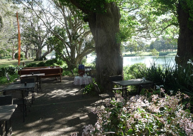 River Cafe at Netherby House