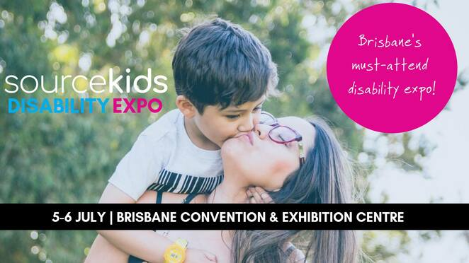 source kids disability expo brisbane 2019, community event, disability friendly, free disability event, wheelchair friendly, community event, fun things to do, information and resources, source kids, disability products, shopping, disability services and technology, disability speakers and educators, activities, exhibitors, competitioons, brisbane convention and exhibition centre