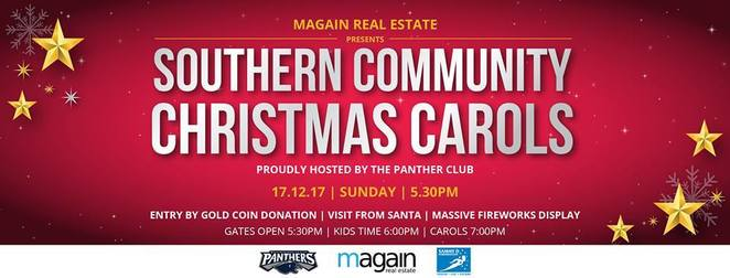 Southern Community Christmas Carols