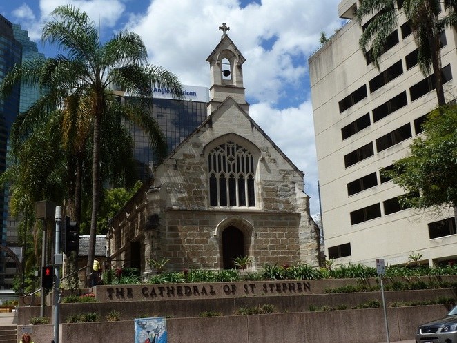St Stephens Chapel,Brisbane
