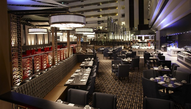 Crown casino perth dining