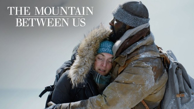 The Mountain between Us, Survival, Romance, Film, Fox Studios, Idris Elba, Kate Winslet
