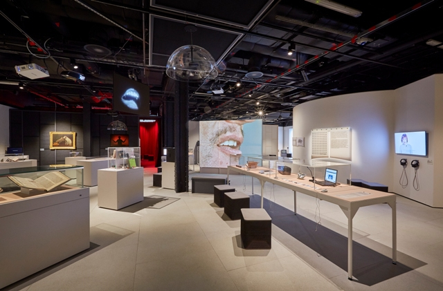 This is a Voice, This is a Voice Exhibition, Sydney Science Festival, At Wellcome Collection
