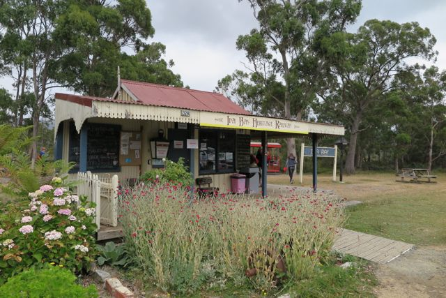 Ida Bay Railway Ticket Office