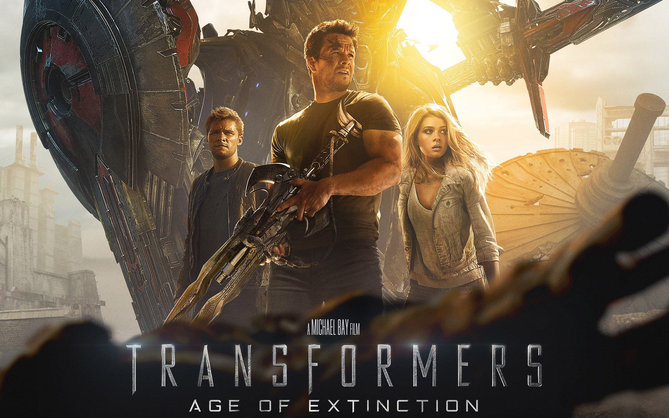 transformers age of extinction film review everywhere