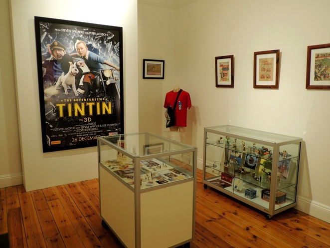 unley museum, city of unley, history of unley, world war, unley, interactive displays, fun for kids, activities for kids, exhibition, tintin memorabilia