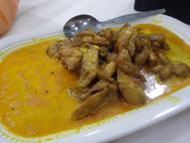 wet buttered chicken homst taman tun