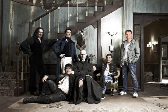 What We Do In The Shadows, film review, New Zealand, comedy, mockumentary