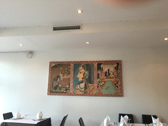 Wild clove, decor, Indian food, restaurant