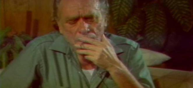 you never had it, bukowski, american essentials film festival, weekend notes