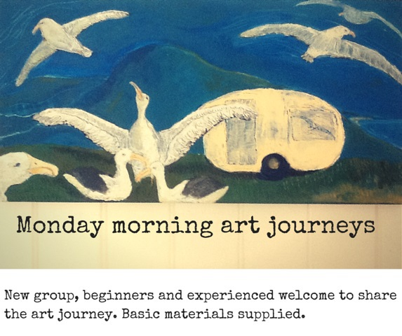 Art Journeys, Art, Workshop, Class, Creative, Painting, Drawing, Pastels, Chalk