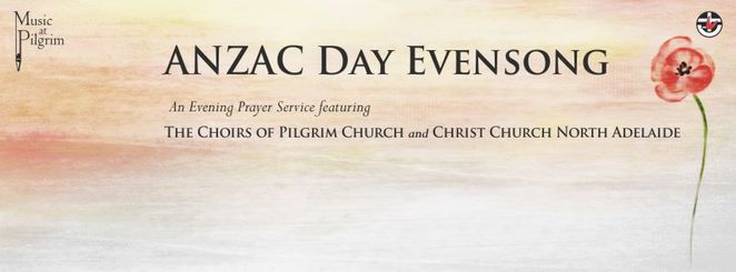 ANZAC Day Evensong 2016