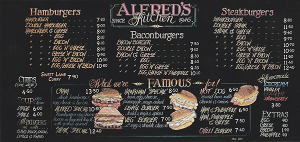 Alfred S Kitchen Guildford