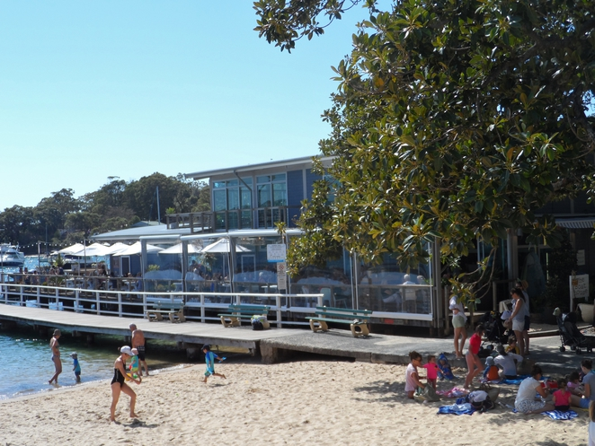 balmoral boatshed cafe coffee