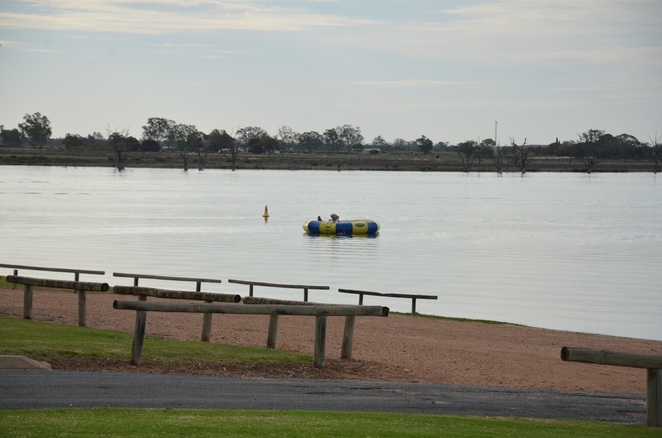 Barmera, Barmera Lakes Resort Motel, Lake Bonney