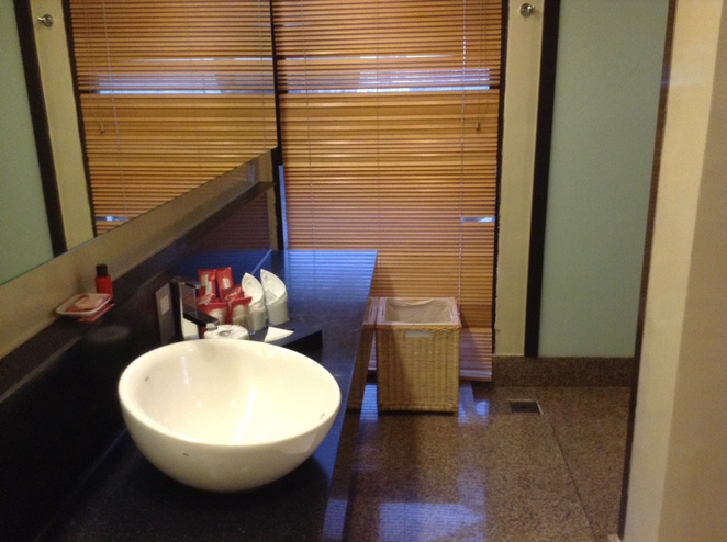 bathroom premier dualistic empire hotel subang