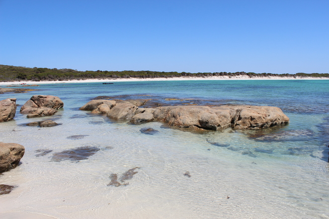 beach, beach cricket, camping, family fun, crystal waters, swimming, snorkelling, kayaking, fishing, holiday, Hopetoun