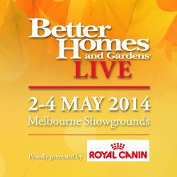 BHGL Melbourne, Better Homes and Gardens Live, cooking, gardening, pets, exhibition, kids zone, diy