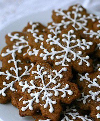 Gingerbread cookies by Dolly Varden's Coffee, Tea & Nice Eats