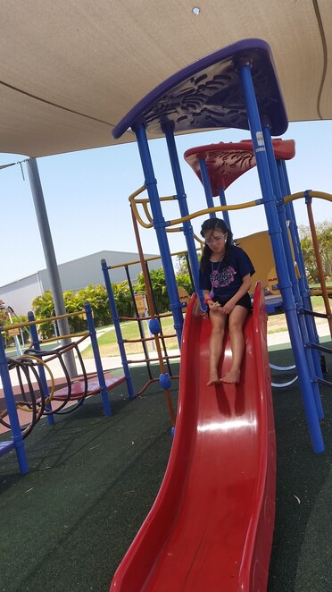 Brodie Street playground, playground, free, free children activity, Hughenden, outback, Queensland