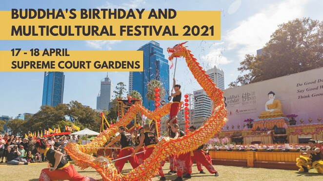 Buddha's Birthday and Multicultural Festival 2021