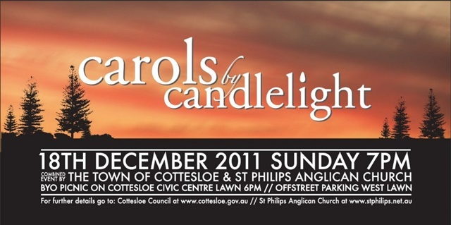 Carols,at,Cottesloe