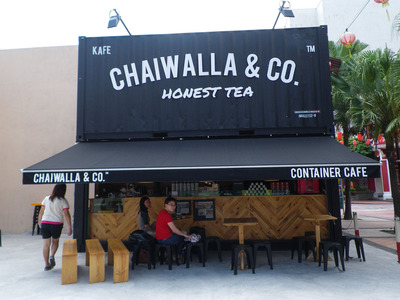 chaiwalla & co. honest tea